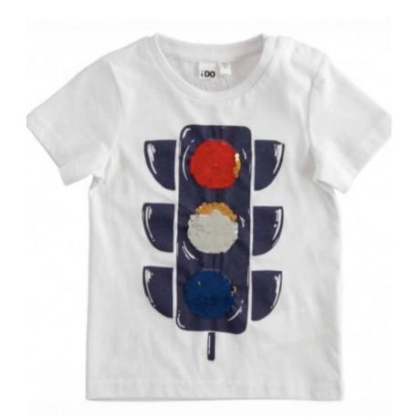 Camiseta semáforo